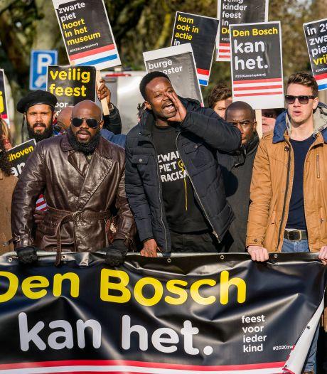 Tóch geen protestactie tegen Zwarte Piet in Schijndel