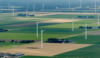 De agrarische sector is deel van de oplossing van het klimaatprobleem