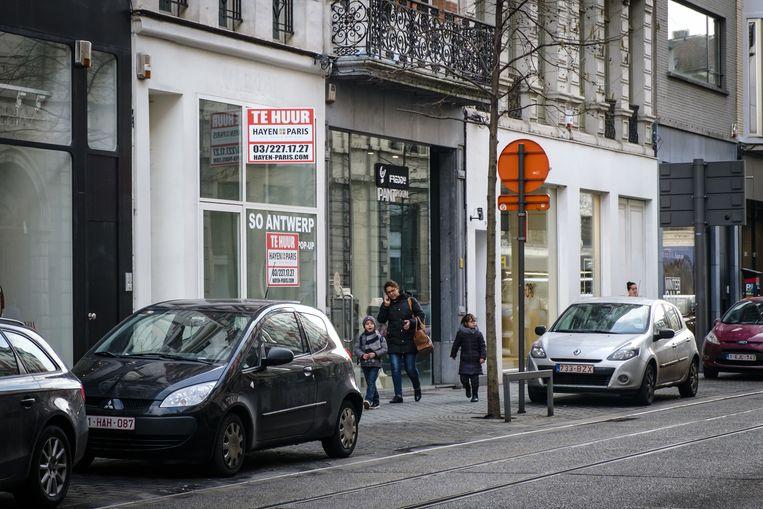 Straatparkeren in de Nationalestraat straks enkel nog voor bewoners?