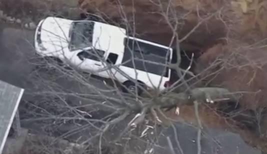 Grote schade in Cheltenham