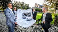 Stad Damme lanceert fietstocht met illustraties en info over periode 40-45
