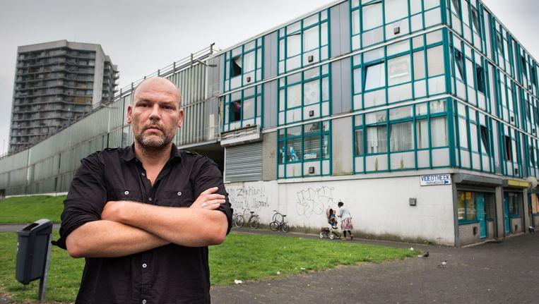 Rutger Groot Wassink: 'Dan krijgen we maar ruzie met Teeven' Beeld Mats van Soolingen