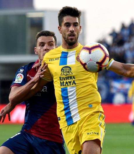 Espanyol klimt naar tweede plaats in La Liga
