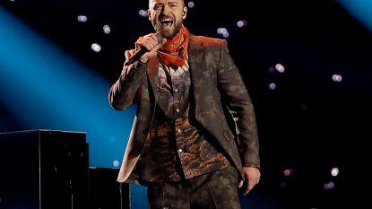 Justin Timberlake moet weer shows afzeggen