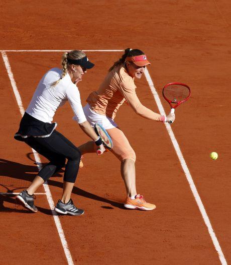 Mladenovic et Babos conservent leur titre à Roland-Garros
