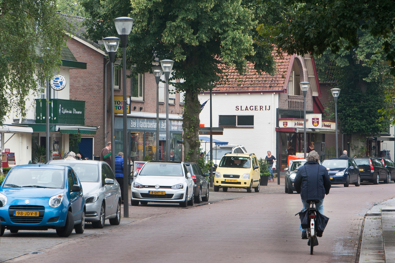 De Hoofdstraat in Gorssel.