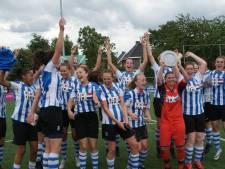 Unieke prestatie FC Eindhoven Vrouwen 2