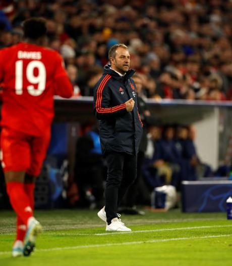 Bayern mogelijk tot de zomer door met Flick