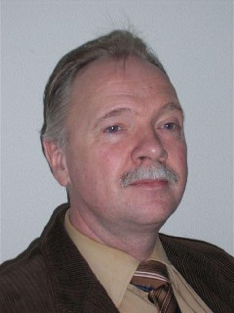 Frans van Oostrum. Beeld -