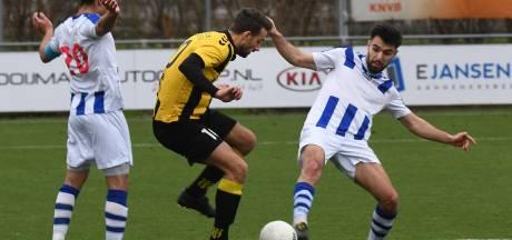 Samed Öztoprak uit Tiel blij dat hij weer kan voetballen