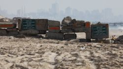 Israël wil ook op zee Gaza afsluiten en start bouw van maritieme versperring