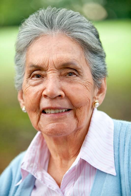 Vrouwen maken na hun 75e een inhaalslag.