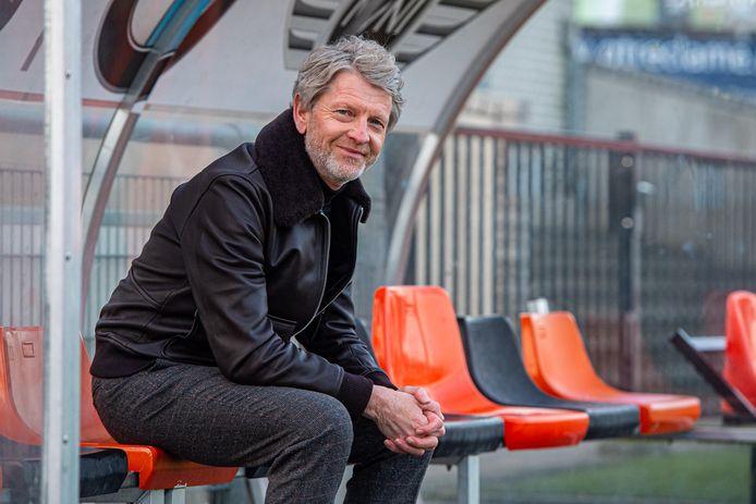 Eric Speelziek leidde riant in derde divisie met Sparta Nijkerk, maar het topjaar levert geen titel op.
