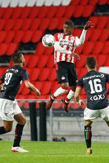 Gelijkspel bij Jong PSV domper voor NEC