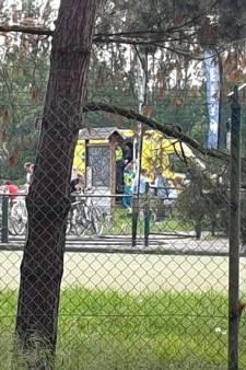 La fête du titre tourne mal à Mol: quatorze blessés dans un incident avec une ligne à haute tension