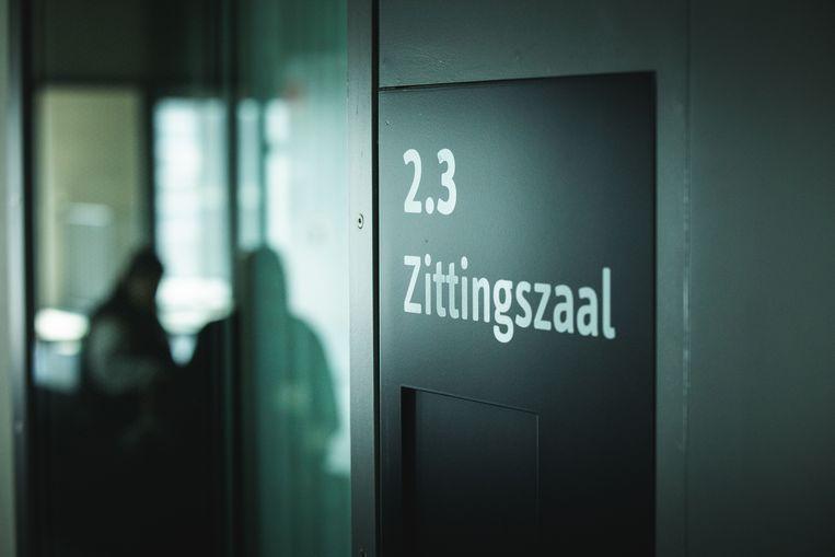Ondersteunend beeld: de man moest zich donderdag verantwoorden voor de correctionele rechtbank in Gent.