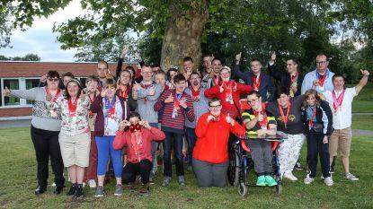 Blijdorp zet atleten Special Olympics in de bloemetjes