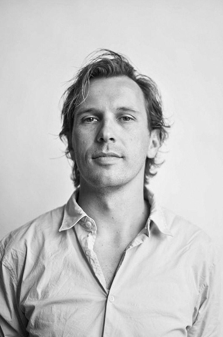 Rik Seveke is redacteur bij De Balie. Beeld -