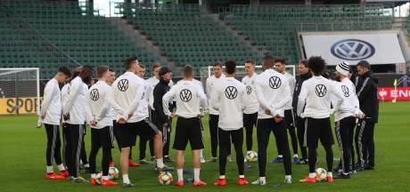 'Die Mannschaft': Hummels en Müller heten nu Klostermann en Eggestein