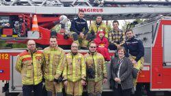 Leukemiepatiëntje beleeft dag van zijn leven: Seppe (4) mag dagje meedraaien met politie, brandweer, burgemeester en... ridders