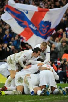 Kane leidt Engeland tegen Kroatië naar poulewinst in Nations League