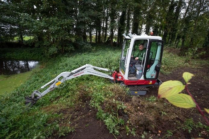 Het verplaatsen van grond is door de strenge PFAS-normen van het ministerie een stuk complexer geworden.