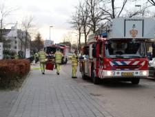 Ontruiming na brand bij woonzorgcentrum Transwijk