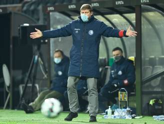 Meer grinta met Kums als voorbeeld, maar Vanhaezebrouck kan nieuwe Gentse nederlaag niet voorkomen