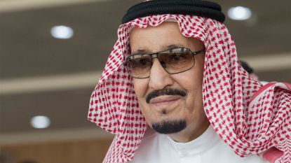 Saoediërs halen drone neer in buurt paleis