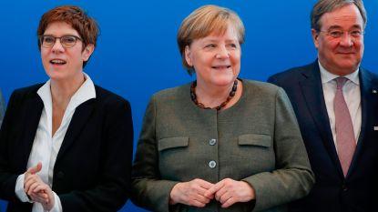 Onthoofd, stuurloos en nu ook het slechtste resultaat sinds 70 jaar: wat is er aan de hand met de eens zo machtige CDU van Angela Merkel?
