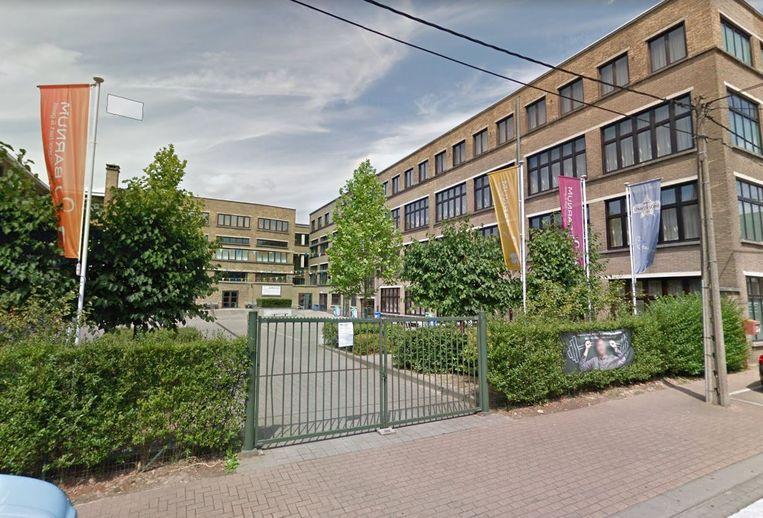 De site Barnum wordt, samen met de site Ter Berken, de thuishaven van de ééngemaakte school.