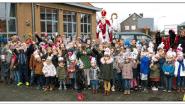 Sinterklaas te gast in VBS 't Waterpleintje