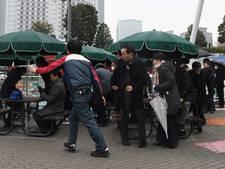 Tokyo oefent Noord-Koreaanse dreiging: 'Er is een raket gelanceerd!'