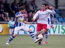 FC Lienden tevreden met punt bij Barendrecht