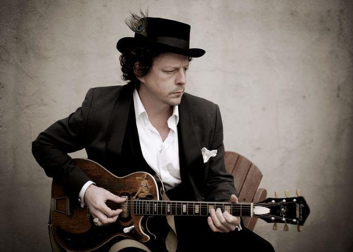 Ian Siegal geeft twee akoestische shows in Culemborg.