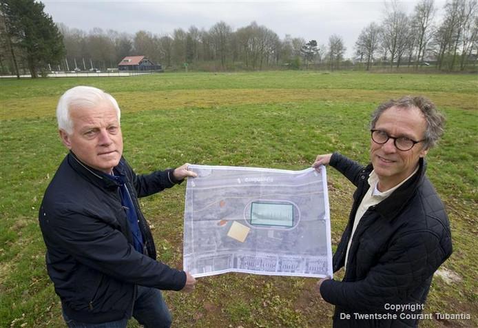 De plannen voor de uitbreiding van het sportcomplex aan de Vondellaan zijn goed ontvangen door het merendeel van de buurtbewoners.
