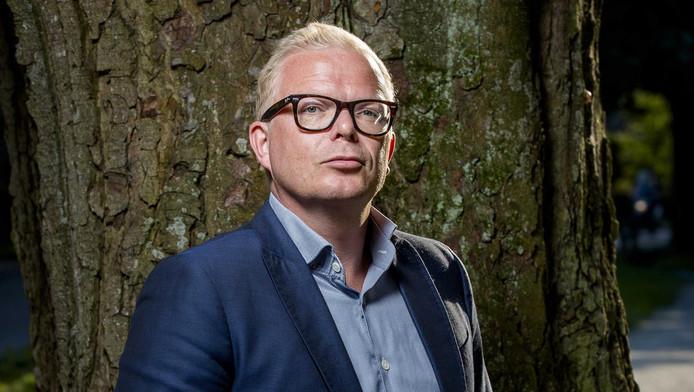 Jan Roos was initiatiefnemer van het Oekraïne-referendum en is lijsttrekker van VoorNederland.