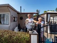 Booming business op de campings door hete nazomer: 'Mensen staan in de rij voor een caravan'