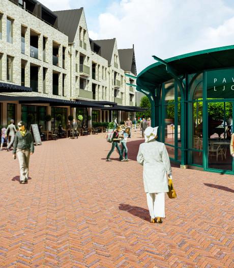 Vinkenplein Bilthoven wordt ruime en rustige plek met terrassen