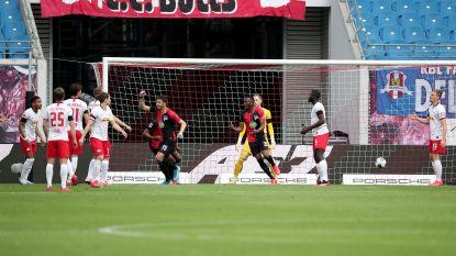 LIVE. GOAL! Hertha komt meteen op voorsprong: Grujić werkt bal van dichtbij in doel