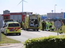 Motorrijder overlijdt in ziekenhuis aan verwondingen die hij opliep bij val in sloot