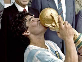 Eén zekerheid omtrent erfenis van Maradona: de strijd wordt bits