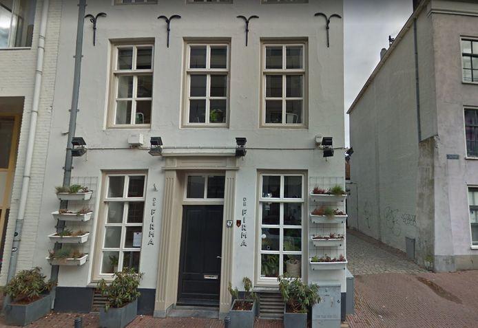 De Firma, het restaurant aan de Lage Markt in Nijmegen.