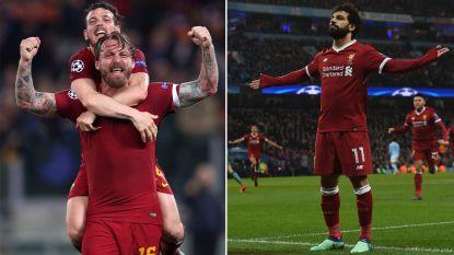 AS Roma en Liverpool schreven gisteren geschiedenis én deze cijfers bevestigen dat