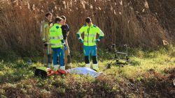 Wandelaars vinden lichaam van vermiste rusthuisbewoonster in waterloop