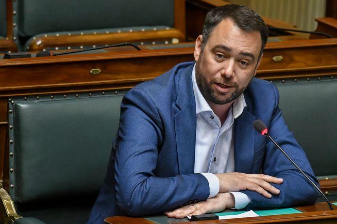 CdH-voorzitter Maxime Prévot heeft een gemengd gevoel bij de nota van Lachaert.