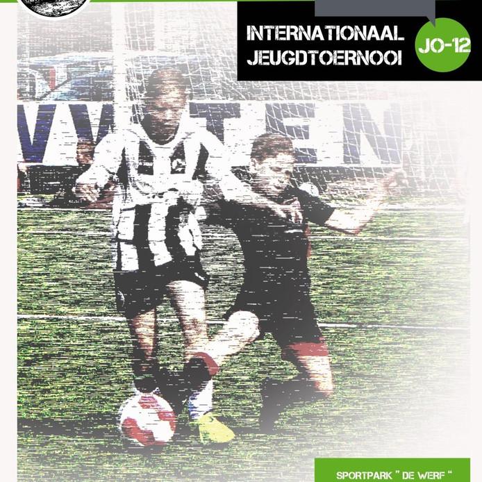 Internationaal jeugdvoetbaltoernooi bij Enter Vooruit.