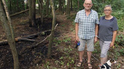 """""""Grote ramp vermeden"""": alerte buren voorkomen bosbrand"""