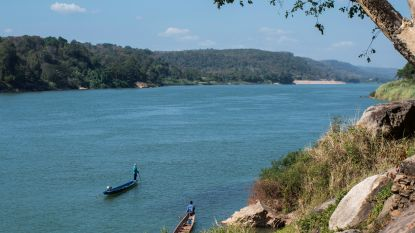 Waarom machtige Mekong-rivier plots helemaal van kleur is veranderd