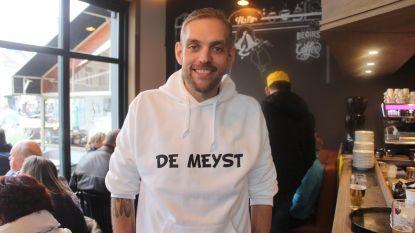 Iedereen in 't wit op campagnebal van De Meyst